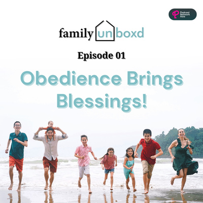 Episode 1: Obedience Brings Blessings!