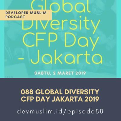 088 Global Diversity CFP Day Jakarta 2019