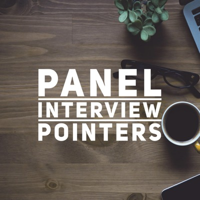Get Hired: Dealing with a Panel Interview