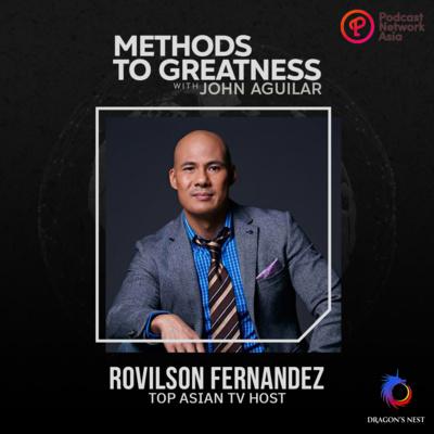 Episode 1: Rovilson Fernandez (TV Host)