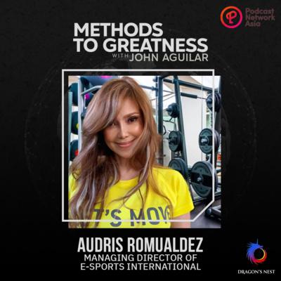 Episode 5: Audris Romualdez (Esports and Technogym)