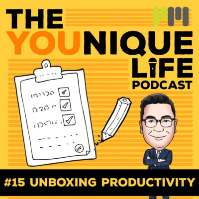 Ep. 15: Unboxing Productivity