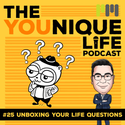 Ep. 25: Unboxing Your Life Questions