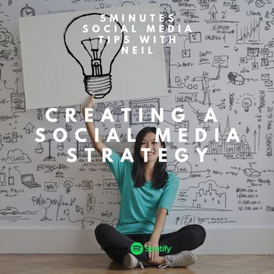Episode 18 - Creating A Social Media Strategy