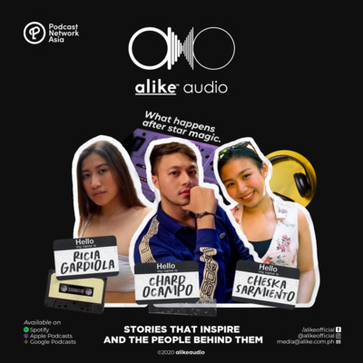 Episode 8: The Magic of Friendship and Song - Ricia Gardiola, Cheska Sarmiento, and Chard Ocampo