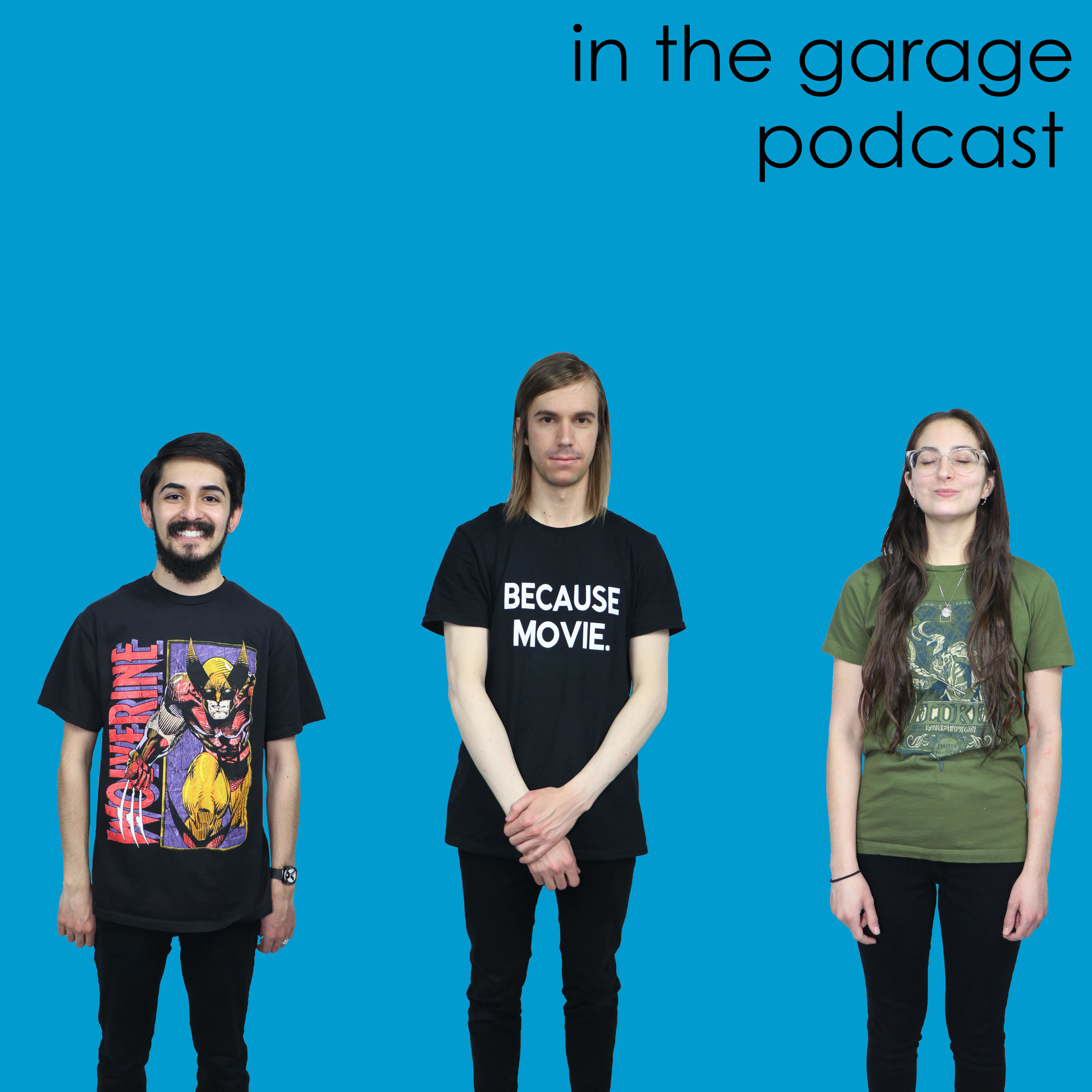 In The Garage Podcast Listen Via Stitcher For Podcasts