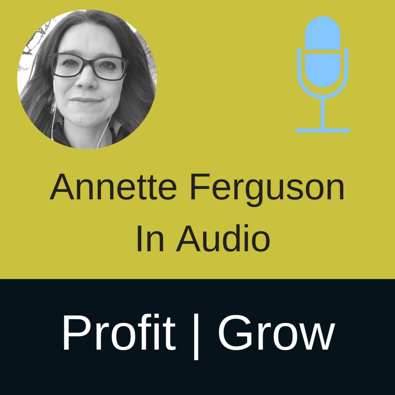 Annette Ferguson In Audio