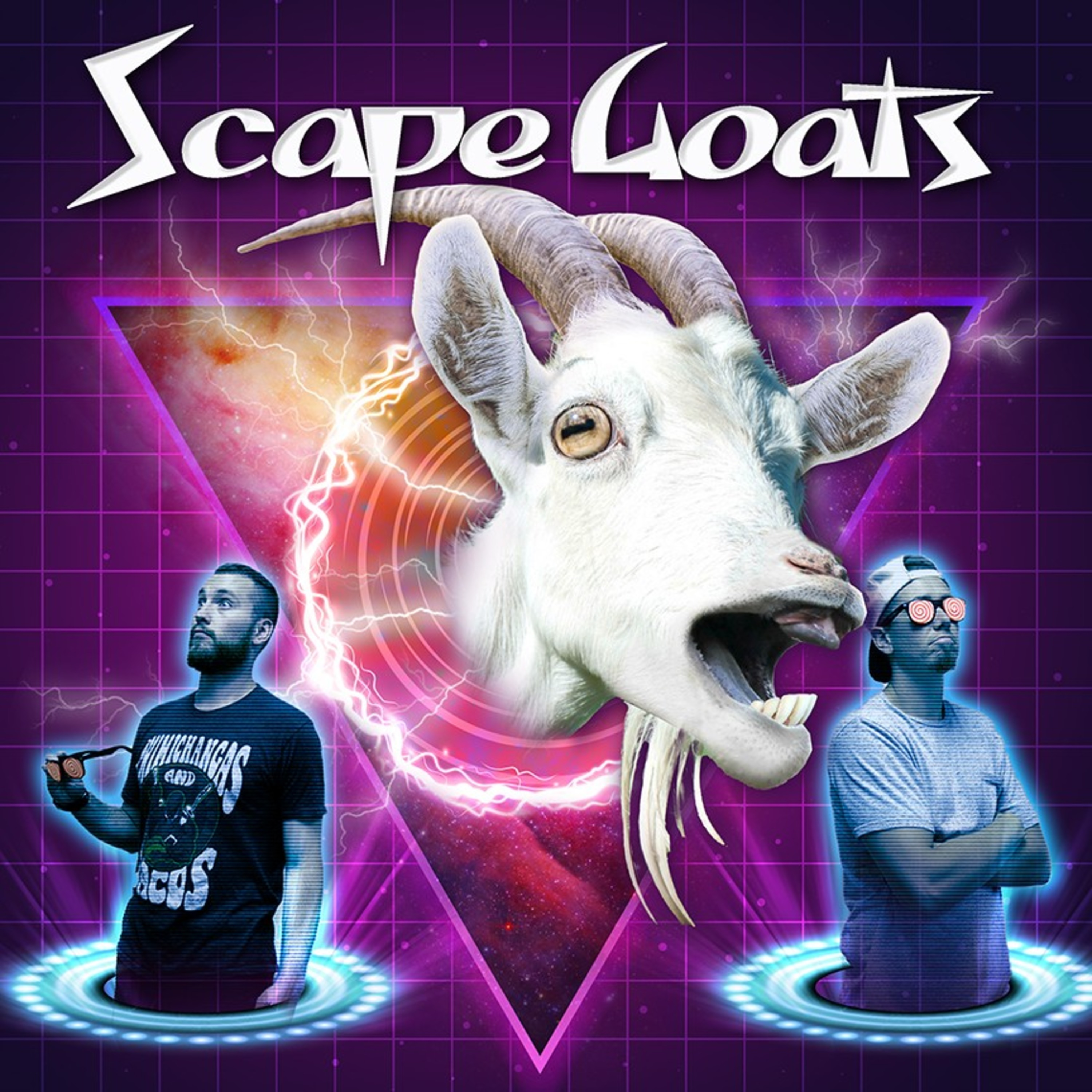 ScapeGoats a Comedy Conspiracy Theory Podcast | Listen Free on Castbox