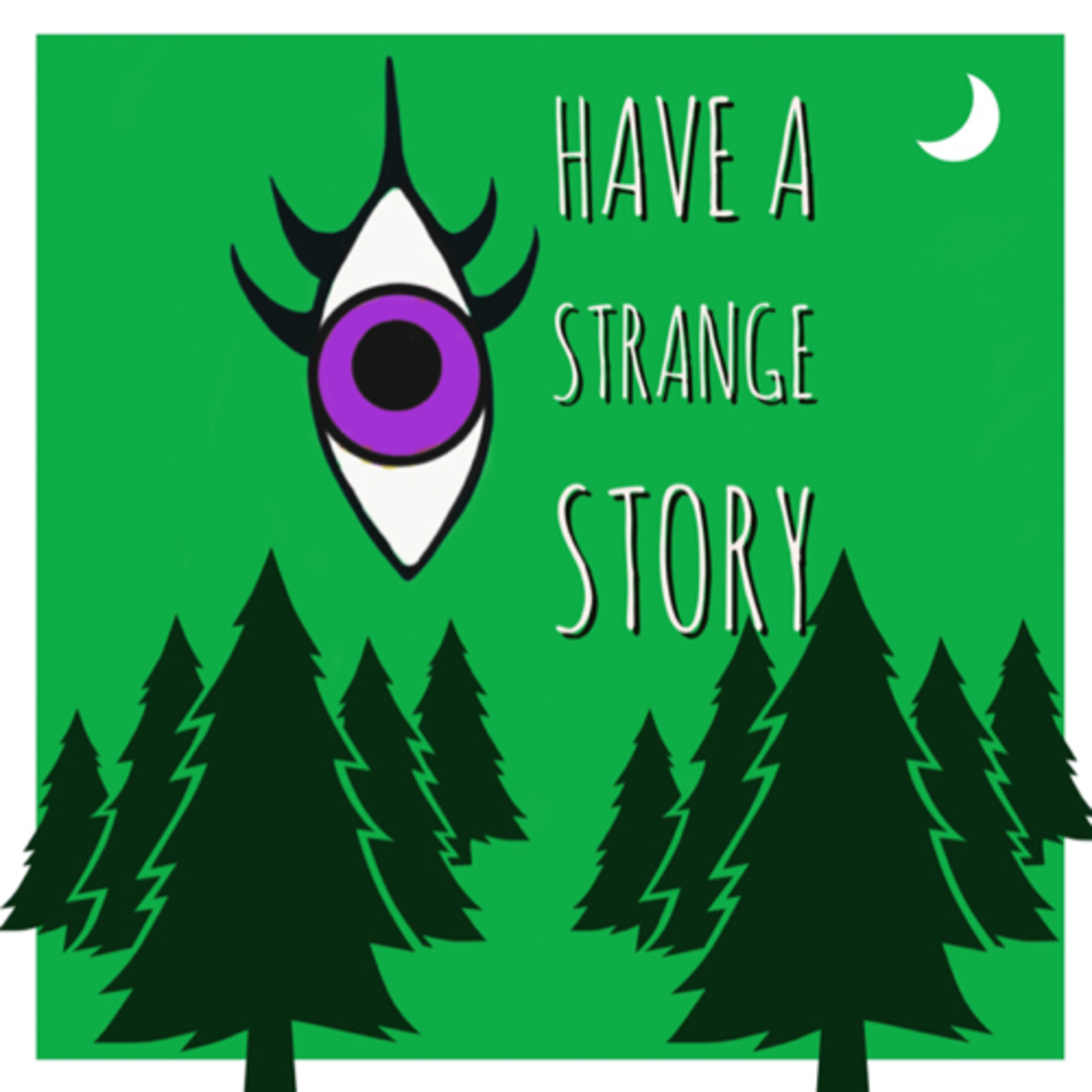 I have a Strange Story Podcast - Listen, Reviews, Charts - Chartable