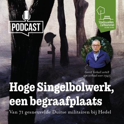 Podcast 1 Stadswallen Zaltbommel: Hoge Singelbolwerk, een begraafplaats