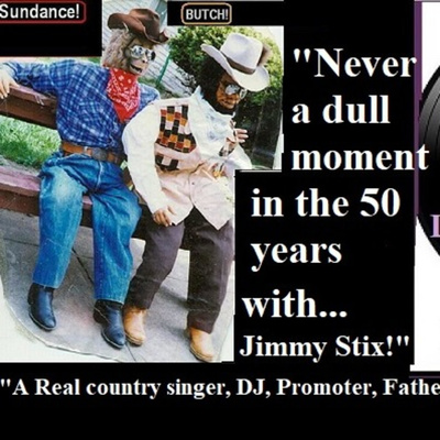 Jimmy Stix having fun with his family for over 50 years!