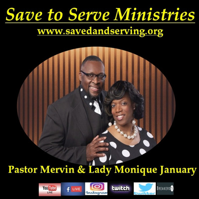 Saved to Serve MINISTRIES