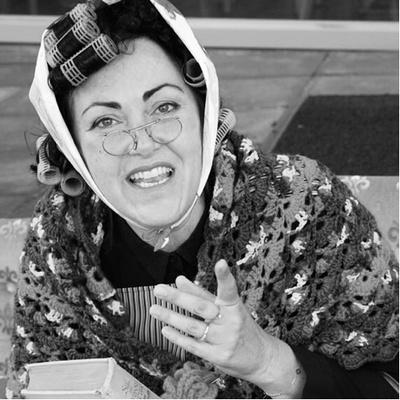 Poezie van tante Wie uit de Westerstraat