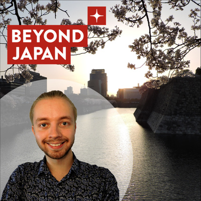 Beyond Japan with Oliver Moxham