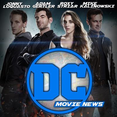 DC Movie News