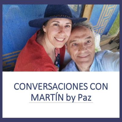 Conversaciones con Martín by Paz