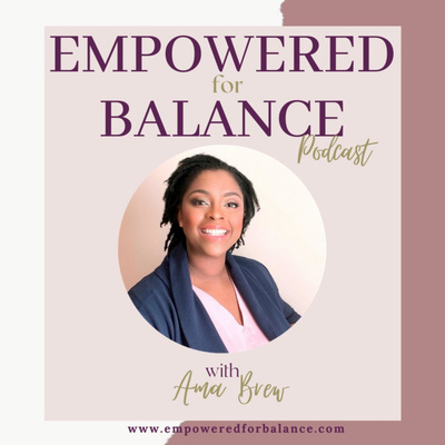 Empowered for Balance