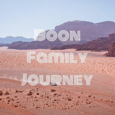 Boon Family Journey - Onze Podcast