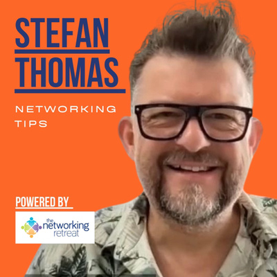 Stefan Thomas' Networking Tips