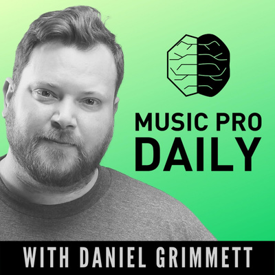 Music Pro Daily With Daniel Grimmett