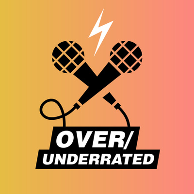 Over/underrated: a music podcast with Fran and Babs