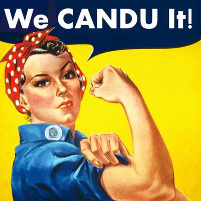 We CANDU It