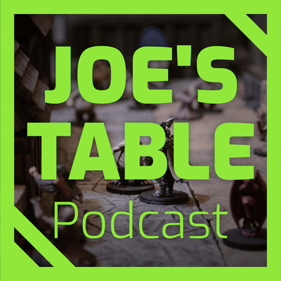 Joe's Table Podcast