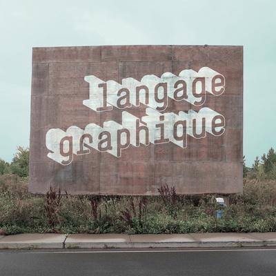 Langage graphique : un podcast québécois sur le design.