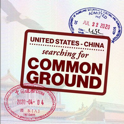 U.S.-China: Searching for Common Ground