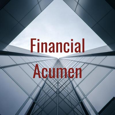 Financial Acumen