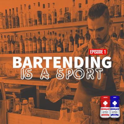 Bartending is a sport