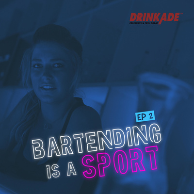 Bartending is a sport