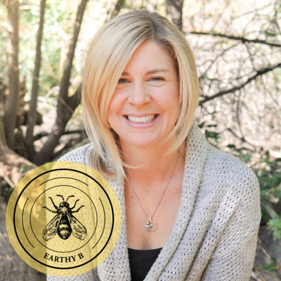 Simple sustainable connections - The EarthyB podcast with Rebecca B. Kimber