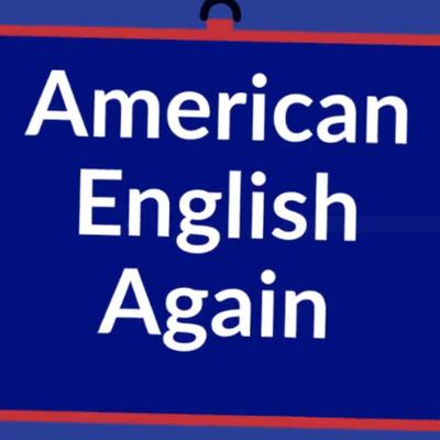 American English Again
