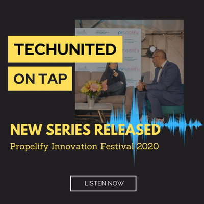 TechUnited On Tap: The Propelify 2020 Series