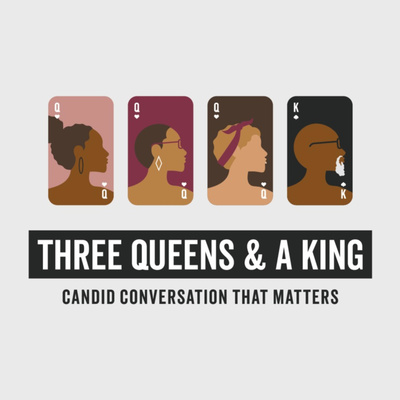 Three Queens & a King