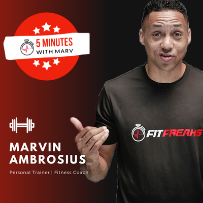 Celebrity Interviews - 5 minutes with Marvin Ambrosius