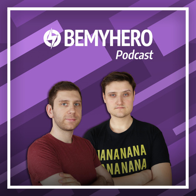 Be My Hero Podcast