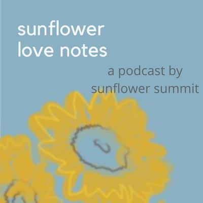 Sunflower Love Notes