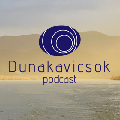 Dunakavicsok turisztikai podcast