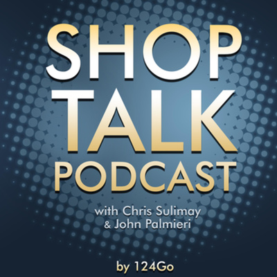 Shop Talk by 124Go - Conversations for those who are licensed to create.