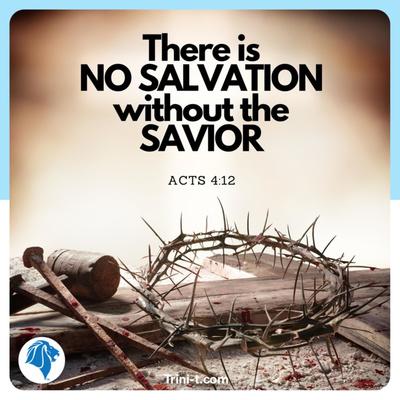 Trini-T Ministries' Bible Bites - Ep 1 - Salvation