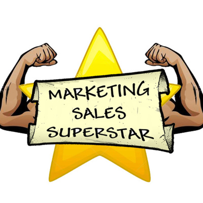 The Marketing Sales Superstar