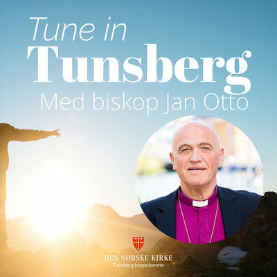Tune in Tunsberg med biskop Jan Otto