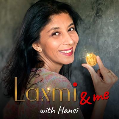 Laxmi & me - with Hansi