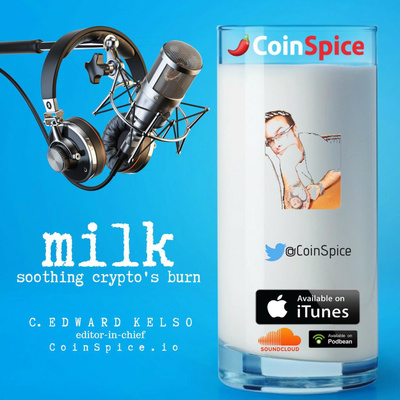 CoinSpice.io Milk: Soothing Crypto's Burn