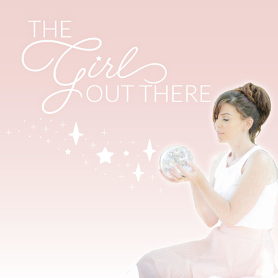 The girl out there