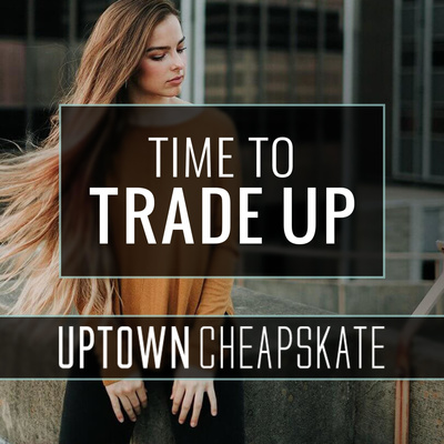 Time to Trade Up: The Uptown Cheapskate Franchise Podcast