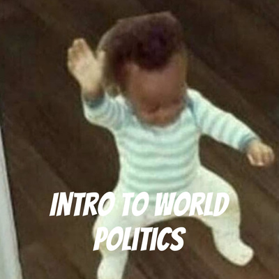 Intro To World Politics - Team Delectable Podcast