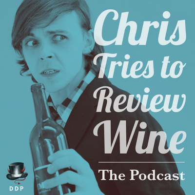 Chris Tries to Review Wine